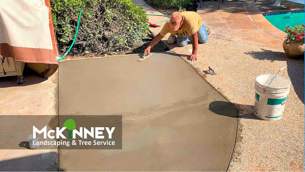 Gallery - Cement, Concrete, & Masonry: Pebblestone Cement