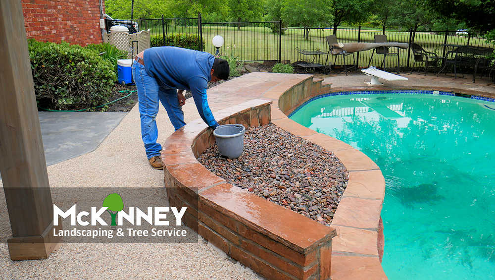 Gallery - Cement, Concrete, & Masonry: Flagstone Staining