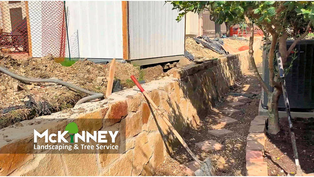 Gallery - Cement, Concrete, & Masonry: Retaining Wall