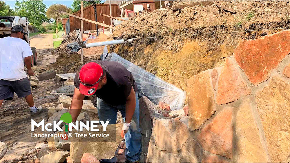 Gallery - Cement, Concrete, & Masonry: Retaining Wall Stone