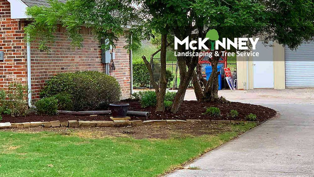 Gallery - Mowing: Mulch Replacement